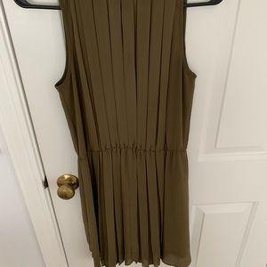 Pleated Michael Kors Dress
